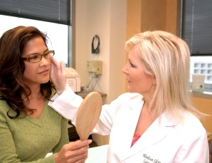 botox consultation with a dermatologist
