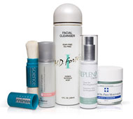 sun damage repair products