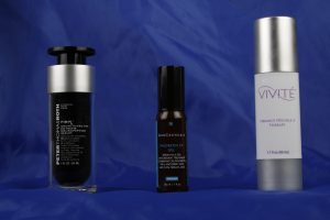 Cost effective skin care products? Three products