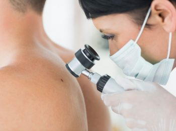 When should a skin growth be checked?