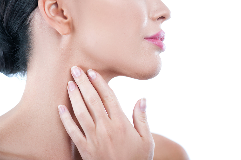 Wrinkled skin on the neck: is there a skin care product to