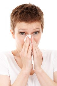Irritation or allergies to skin care products