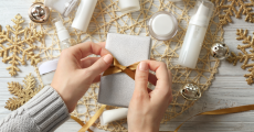 Skin Care Gift Guide for the holidays by Dr. Brandith Irwin of SkinTour - the best products for all skin types on your list!