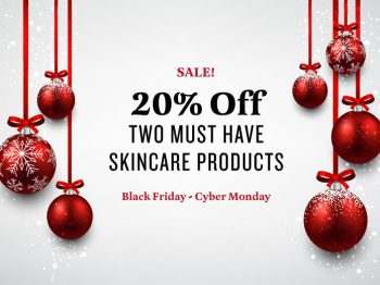20% Off • After Thanksgiving Day Sale on 2 Must Have Products!
