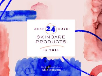 24 best skincare products for 2018 Dr. Irwin answers on Skintour